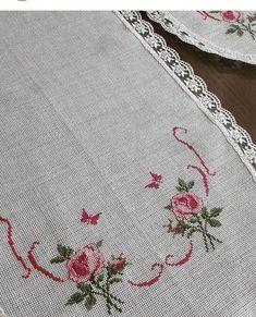 - Home Dekoration Bargello, Table Linens, Blackwork, Cross Stitch Embroidery, Needlework, Elsa, Diy And Crafts, Sewing, Magnolia