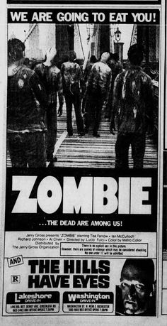 This was the very last movie I saw at the old McClendon Triple Drive-In theater in Houston.