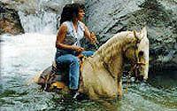 Horseback Riding the Sierra Madra at Rancho Capomo
