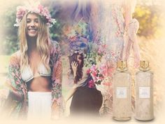 Satisfy the senses and refresh the mind with Magnolia & Vanilla Foam Bath and Shower Gel. Love the Grace Cole team. X