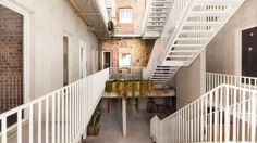 Cadaval & Sola-Morales . CH 139, Mixed Use Building . Mexico City (33)