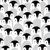 Penguins by oohoo