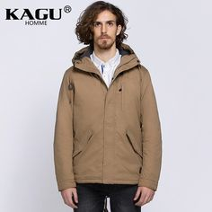 79.20$  Watch here - http://aliazq.worldwells.pw/go.php?t=32435741300 - KAGU Brand New 2015 Winter Fashion Cotton Mans Thicken Long Quilted Jacket Coats Hood Parka European Size Free Shipping 4312001 79.20$