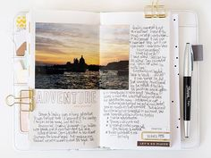 WEBSTA @ kerribradfordstudio - Starting a new chapter in my Travelers Notebook--A Life Well Traveled. It is a journey of thoughts, perspectives, and memories in visual form…