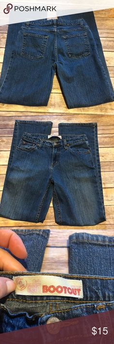 9281553792 Faded Glory, Girls Size 14 Reg Boot Cut Jeans. G32 Faded Glory Girls Jeans, Size  14 Regular. Adjustable waist, Boot Cut. In excellent condition!