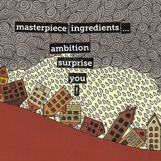 A poem from Rachel_ESL with art by Oya's Factory on Storybird