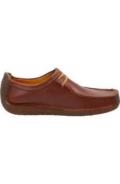 Clarks® Originals 'Natalie' Moc Toe Derby (Men)   Nordstrom Clarks Originals, The Originals, Men's Clarks, Moccasins, Derby, Nordstrom, Toe, Flats, Leather