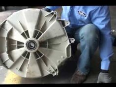 Front Load Washer Repair - Bearing and Seal Failure Mode