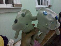 making of - bonequinhos