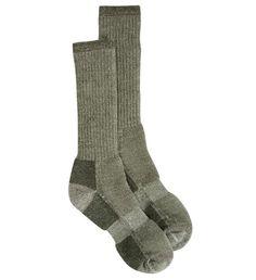Mountain Warehouse Womens Socks Merino//Nylon Fabric Blend and Smooth Toe Seam