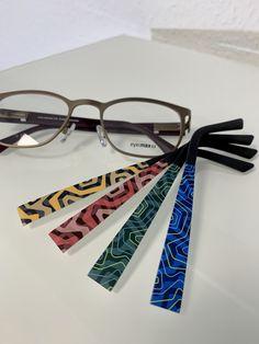 Wilde Kanten – in schönen Farben für Sie und Ihn.  Bügel-Nr. 5420 (911 gelb, 921 rot, 931 blau, 941 grün)  #eyemax #brille #wechselbügel #brillenbügel #wild #kanten #rot #gelb #grün #blau #eyewear #glasses #eyewearfashion #optiker #kobergtente Eye Max, Wilde, Eyes, Glasses, Fashion, Red, Blue, Yellow, Colors