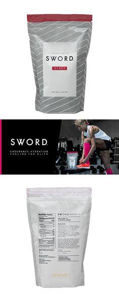 SWORD Endurance Drink Mix, Berry, 20 Servings