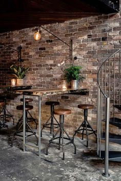 Donny's Bar Aydınlatma