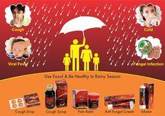 Use #Eazol & Be Healthy In Rainy Season.
