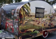 Catalott On The Road: Vintage Camping - Pismo Beach Style