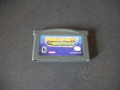 Mario Party Advance  Nintendo Game Boy Advance GBA tested/working *FREE SHIPPING