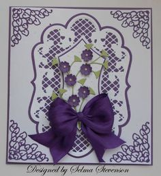 Selma's Stamping Corner and Floral Designs: Pretty Marianne Design Doily Card Making Designs, Card Designs, Marianne Design Cards, Spellbinders Cards, Card Companies, Die Cut Cards, Mothers Day Cards, Flower Cards, Greeting Cards Handmade