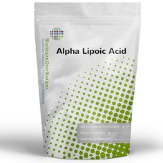Alpha Lipoic Acid is a fatty acid that is found naturally in every cell within the body. http://www.blackburndistributions.com/alpha-lipoic-acid-powder.html