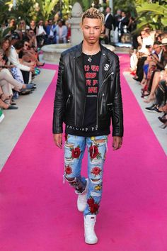 Cool Men's Summer Style Philipp Plein Resort 2018 Collection... Check more at http://24myshop.tk/my-desires/mens-summer-style-philipp-plein-resort-2018-collection/
