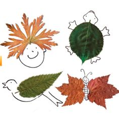 pinterest crafts | Fall Kids Crafts Found on Pinterest