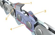 Only those who understand how a chainsaw works can make the best use of it. In this article, you will learn about the construction of STIHL saw chains and how they function. Chainsaw Repair, Chainsaw Mill, Chainsaw Chains, Stihl Chainsaw, Yard Tools, Garage Tools, Electric Chainsaw Sharpener, Chainsaw Chain Sharpener, Chainsaw Sharpening Tools