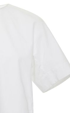 Oversized Short Sleeve Top by Giamba Now Available on Moda Operandi