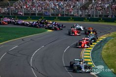 Fernando Alonso escapes horrific crash with Esteban Gutierrez - - Autosport Esteban Gutierrez, F1 2017, Australian Grand Prix, Albert Park, F1 Season, Lewis Hamilton, Indy Cars, Race Day, Melbourne Australia