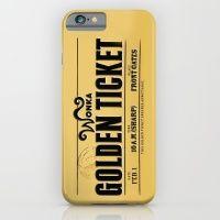 Golden Ticket iPhone 6 Slim Case