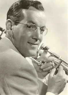 Glenn Miller (1904-1944) was an American jazz musician.