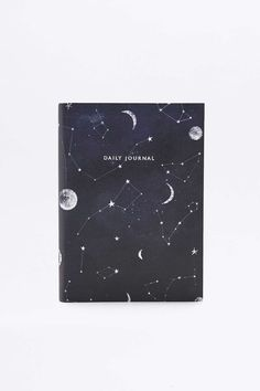 Daily Journal imprimé constellation 20€ www.urbanoutfitte...