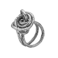 knot ring Knot, Jewels, Jewellery, Rings, Knots, Jewerly, Schmuck, Ring, Jewelry Rings