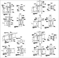 Tipos de aço e perfis para estrutura metálica de edifícios