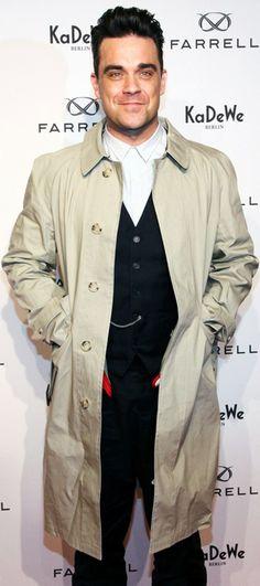 Robbie Williams. Wherever you go..goChapsoho! www.chapsoho.com