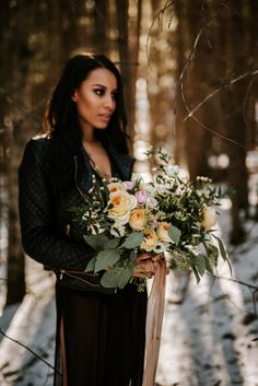 Florals by Nicole Adatia Photography by @rianalisbethphoto