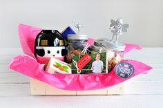 """miss red fox - Muttertagsgeschenke - """"Ich liebe Dich Mama"""" Daumenkino und Blumenzwiebeln im Glas /// Mother's Day gifts - """"I love you mom"""" flip book and flower bulbs in a jar"""