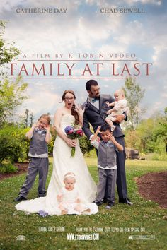 Create a movie poster out of your favorite wedding photo.  Even outtakes are hilarious!