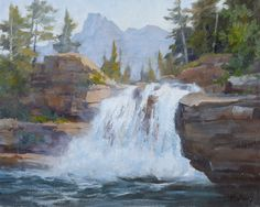 Essentials for Painting the Landscape | Artist Johannes Vloothuis on http://www.artistsnetwork.com