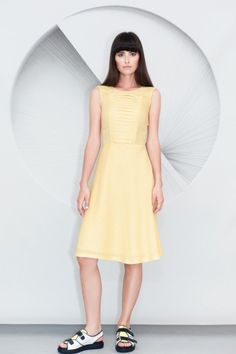 Pleated midi dress Pleated Midi Dress, Chemistry, Dresses For Work, Fashion, Moda, La Mode, Fasion, Fashion Models, Trendy Fashion