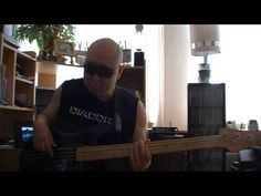 B. B. King The Thrill Is Gone Blues Funk Bass cover Bob Roha Bob Roha - Bassist in the Hague, The Netherlands