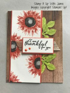 Stampin' Up! Painted Harvest – Stamp It Up with Jaimie