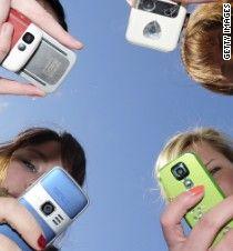 50% of teens feel addicted to their phones, poll says - CNN.com