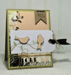 Your Tweet by ashjoy - Cards and Paper Crafts at Splitcoaststampers