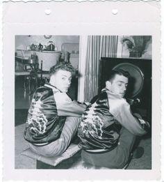 Souvenir Jackets 1954