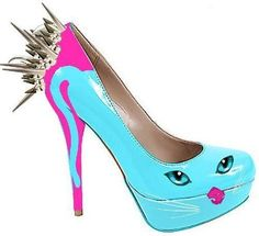 Kitty shoes!! I'm in love