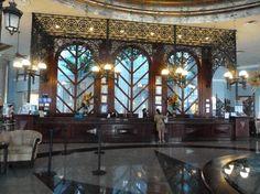 Riu Cancun: lobby - 2013
