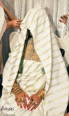 algerian traditional clothes Hayek