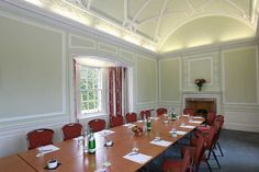 Wedgewood Room at BEST WESTERN PLUS Keavil House Hotel