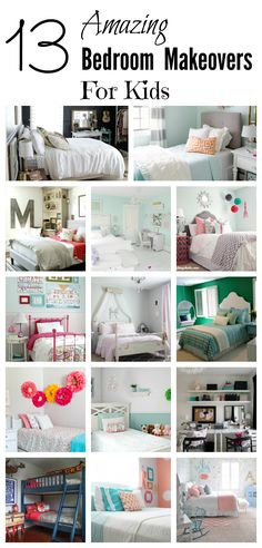 LOVE these- #7 is my favorite bedroom remodel .  This site also has hundreds of other tutorials and tips on painting anything in or outside of your home!  A must REPIN for DIYers