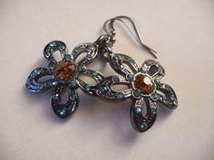 The Alena Earrings by Eleganceforyou on Etsy, $15.00