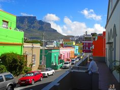 The Incredible Colors of Bo Kaap. We spent 3 months in Cape Town. One of the prettiest parts of the city is Bo Kaap. African Animals, African Art, Job 1, Cape Town South Africa, Photo Reference, Walking Tour, Us Travel, Photo Art, Art Ideas